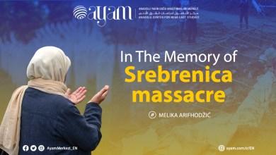 Photo of In The Memory of Srebrenica Massacre