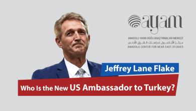 Photo of Who Is Jeff Flake the New US Ambassador to Turkey?
